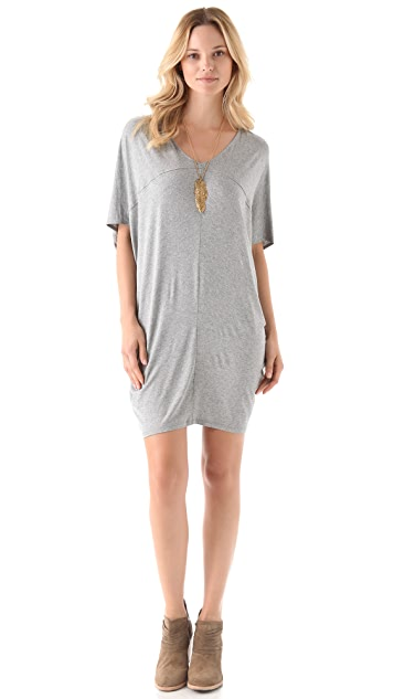 HATCH The Short Slouch Dress