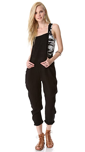 HATCH Boardwalk Overalls