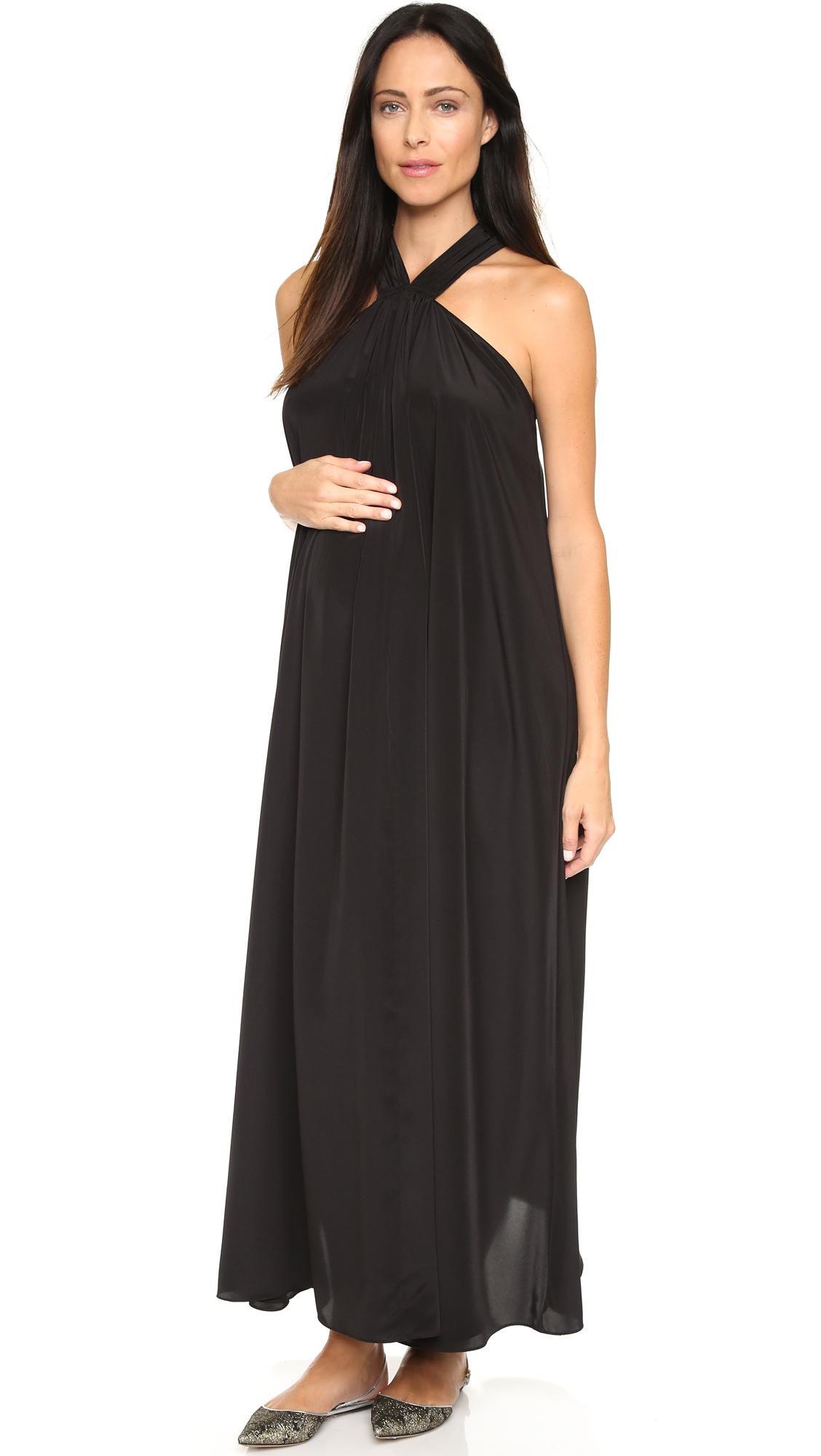 HATCH The Fete Gown - Black
