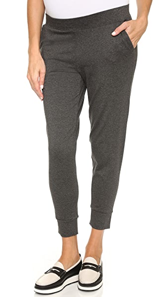 HATCH The Easy Pants In Charcoal