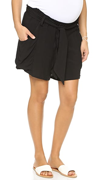 HATCH The Stroll Shorts - Black
