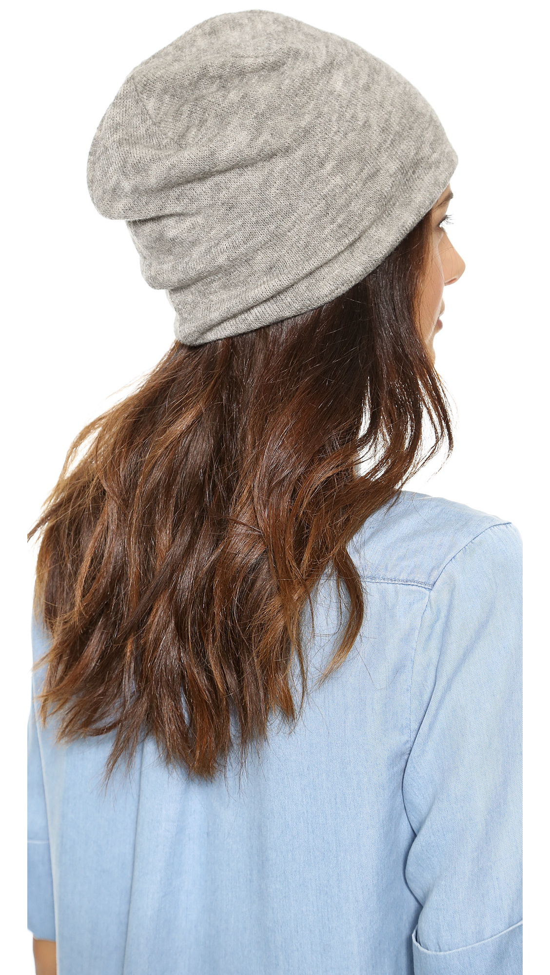 294bcd73ec7 Hat Attack Light Weight Slouchy Beanie