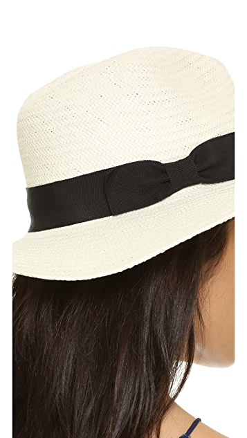 Hat Attack Harbor Pinched Crown Hat