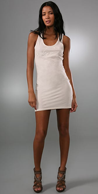 Haute Hippie Love Tank Dress