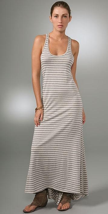 Haute Hippie Jackson Stripe Tank Dress