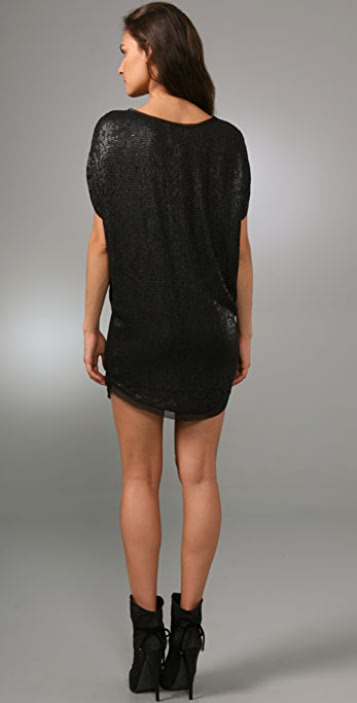 Haute Hippie Sequin Dress