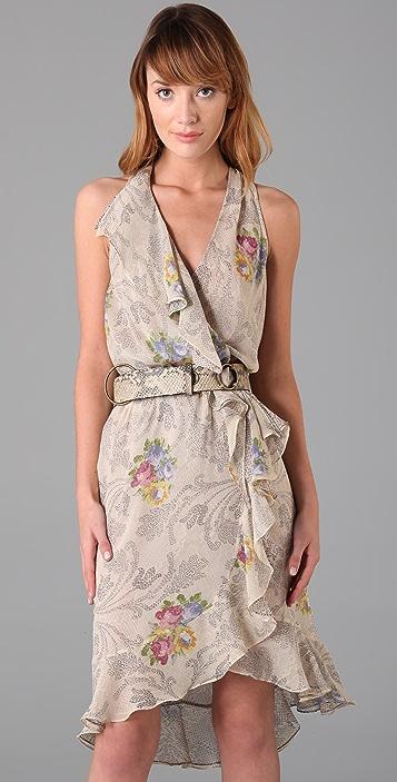 Haute Hippie Ruffle Dress
