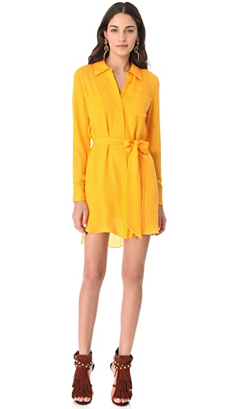 Haute Hippie Man's Shirt Dress