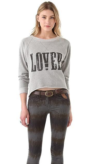 Haute Hippie Love Sweatshirt