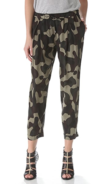 Haute Hippie Narrow Trousers