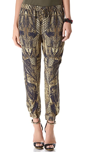 Haute Hippie Freebird Keith Cargo Pants