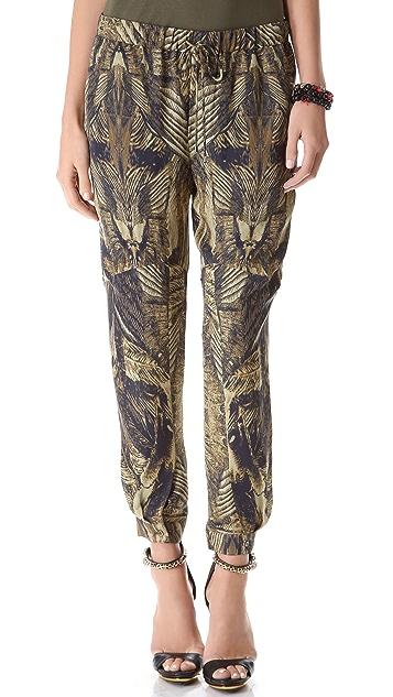 Haute Hippie Freebird Keith Cargo Pants