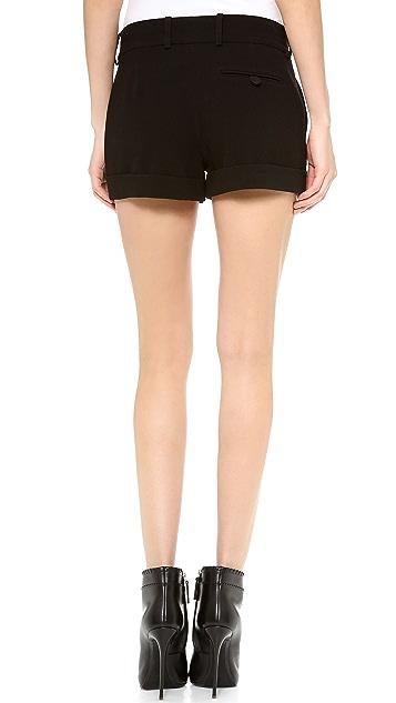 Haute Hippie Tailored Shorts