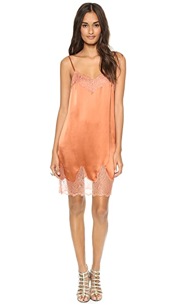 Haute Hippie Camisole Slip Dress
