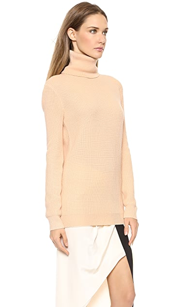 Haute Hippie Turtleneck Pullover