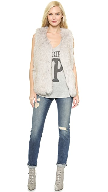 Haute Hippie Cowgirl Up Tank