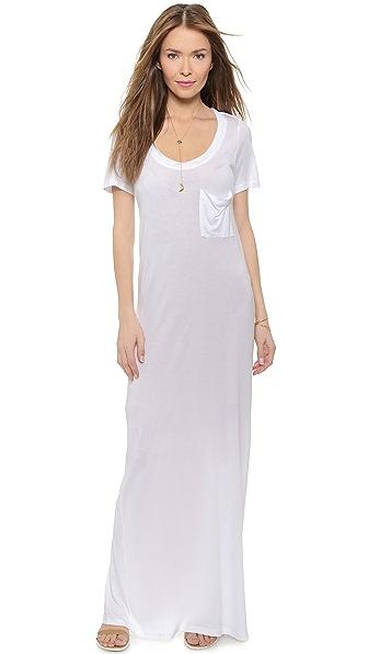 Haute Hippie T-Shirt Maxi Dress  SHOPBOP