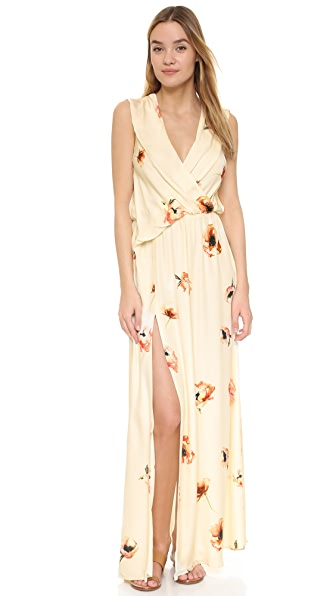 Haute Hippie Wrap Front Dress - Hounds Of Love