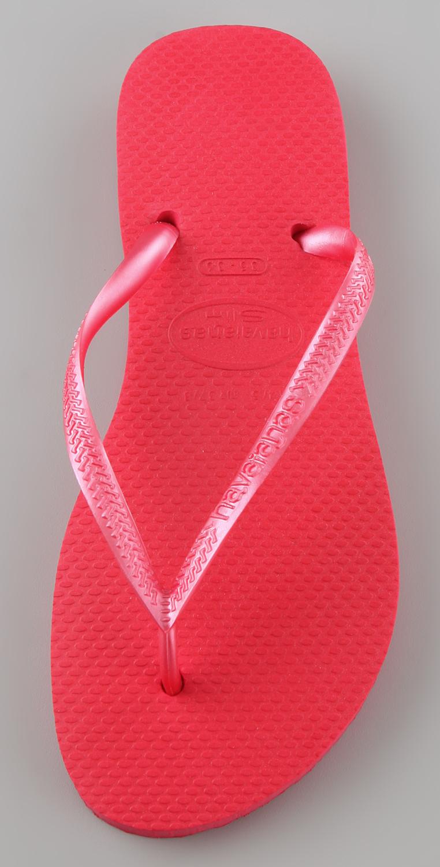 b982cbbc1f859 Havaianas Slim Flip Flops