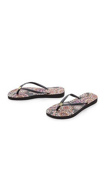 Havaianas Slim Illusion Flip Flops