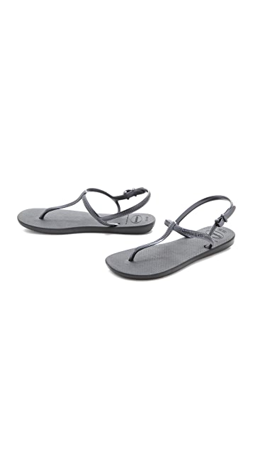 Havaianas Freedom T Strap Sandals