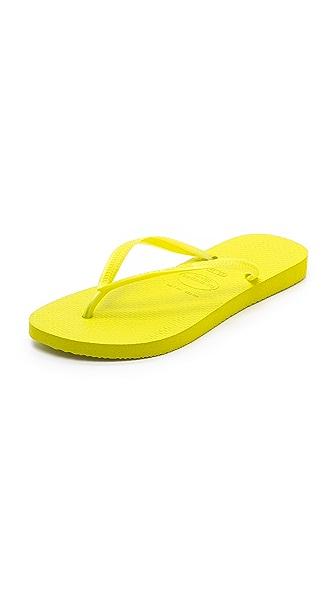 Havaianas Slim Fluoro Flip Flops