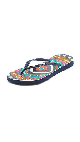 Havaianas Havaianas + Mara Hoffman Rays Slim Flip Flops