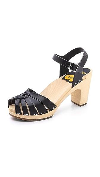 Swedish Hasbeens Fredrica Sandals