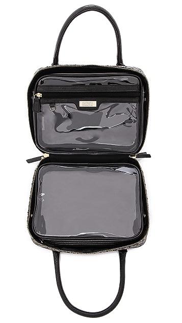 Hudson+Bleecker Chevron Voyager Bag