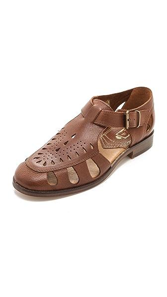 H by Hudson Sherbert Flat Sandals
