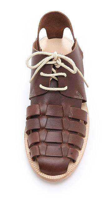 Hudson London Copan Oxford Sandals