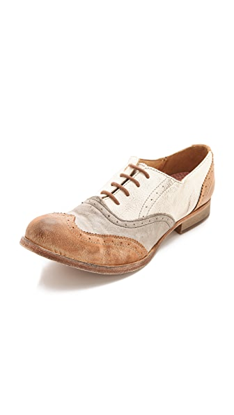 Hudson London Charlie Multicolor Oxfords