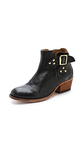 H by Hudson Bora Studded Booties