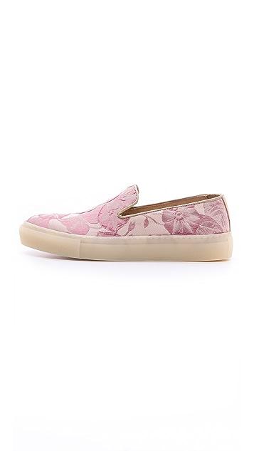 Hudson London Annuk Slip on Sneakers