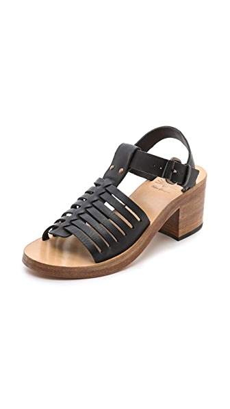 H by Hudson Ios Fisherman Sandals
