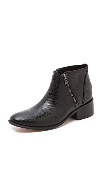 H by Hudson Jilt Lizard Zip Booties