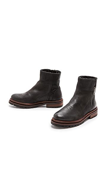 Hudson London Askern Zip Booties