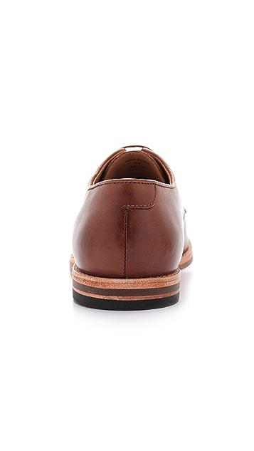 Hudson London Hadstone Derby Shoes