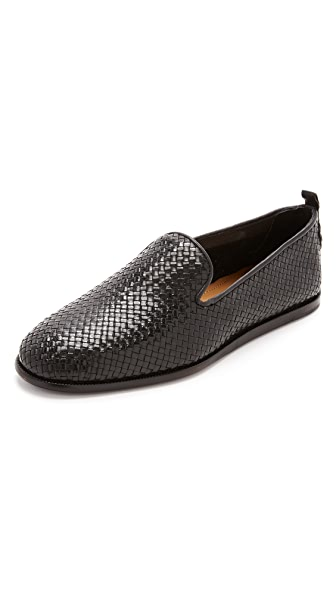 H by Hudson Ipanema Woven Slippers