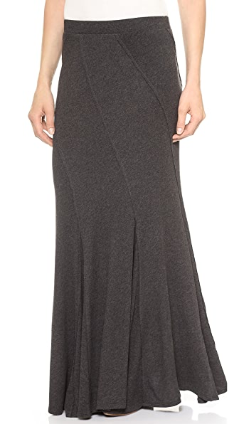 twisted maxi skirt shopbop