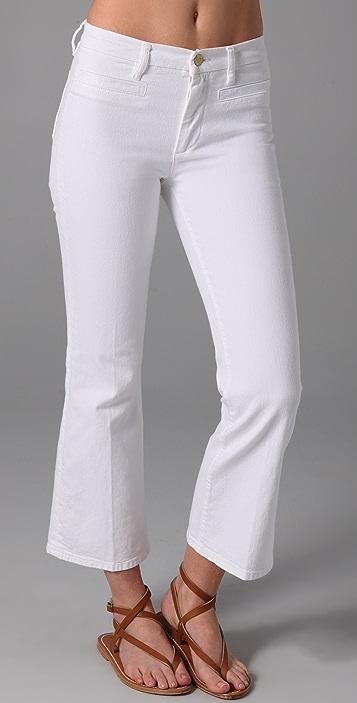 M.i.h Jeans Monaco Cropped Jeans
