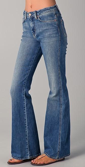 M.i.h Jeans Corky Vintage Wide Leg Jeans