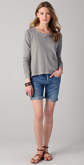 M.i.h Jeans London Boy Slouch Shorts