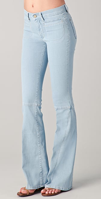M.i.h Jeans Marrakesh Split Knee Jeans