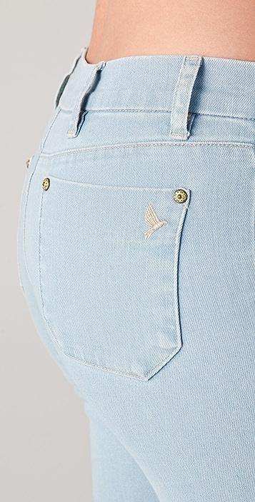 M.i.h Jeans Marrakesh Split Knee Jeans