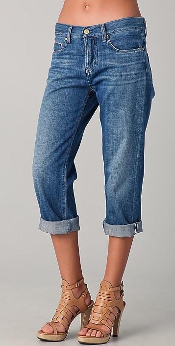 M.i.h Jeans London Boy Cropped Slouch Leg Jeans