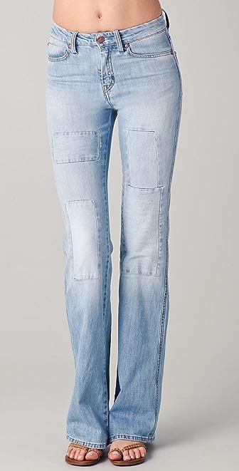 MiH Corky Vintage Flare Jeans