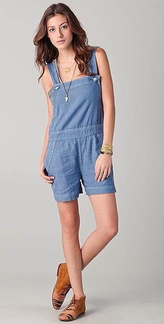 M.i.h Jeans Shortie Romper