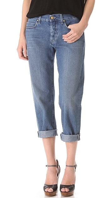 M.i.h Jeans London Boy Crop Jeans