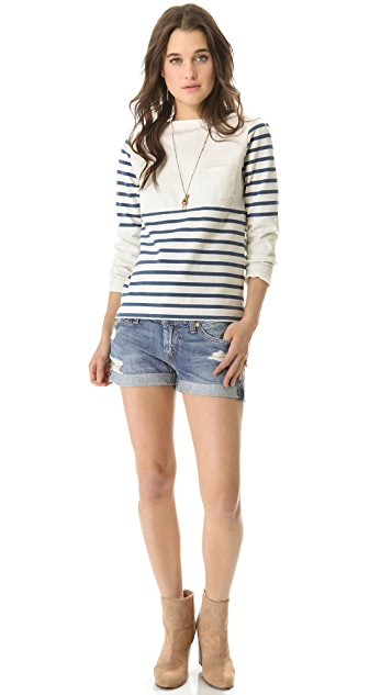 M.i.h Jeans Atwood Knit Top